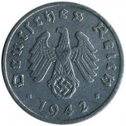 Moneta > 1reichspfennig, 1940-1945 - Niemcy - Trzecia Rzesza  - obverse