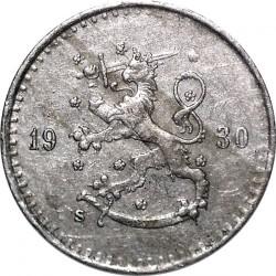 Кованица > 25пенија, 1921-1940 - Финска  - obverse