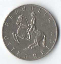 Münze > 5Schilling, 1982 - Österreich   - obverse