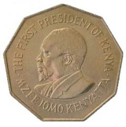 Moneta > 5scellini, 1973 - Kenya  (10° anniversario dell'indipendenza) - reverse