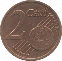 Münze > 2Cent, 2009-2018 - Slowakei   - reverse