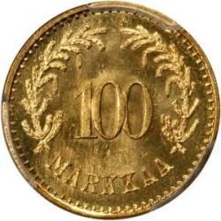 Münze > 100Mark, 1926 - Finnland  - reverse
