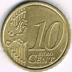 Монета > 10євроцентів, 2007-2018 - Греція  - reverse