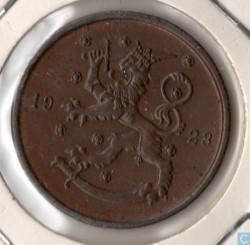 Münze > 10Penny, 1923 - Finnland  - obverse