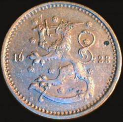 Münze > 1Mark, 1923 - Finnland  - obverse