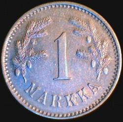 Münze > 1Mark, 1923 - Finnland  - reverse