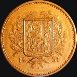 Münze > 20Mark, 1931 - Finnland  - obverse