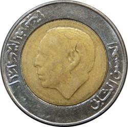 Münze > 5Dirhem, 1987 - Marokko   - obverse