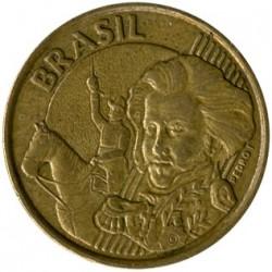 Münze > 10Centavos, 2002 - Brasilien   - obverse
