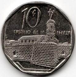 Pièce > 10centavos, 1994-2017 - Cuba  - reverse