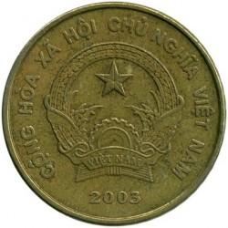 Moneta > 5000đồngów, 2003 - Wietnam  - reverse