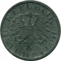 Moneda > 10groschen, 1947-1949 - Àustria  - obverse