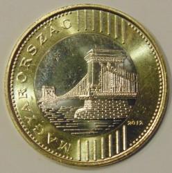 Moneta > 200fiorini, 2012-2016 - Ungheria  - obverse