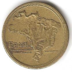 Coin > 2cruzeiros, 1942-1956 - Brazil  - obverse