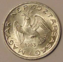 Νόμισμα > 10Φίλερ, 1963 - Ουγγαρία  - obverse