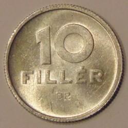 Νόμισμα > 10Φίλερ, 1963 - Ουγγαρία  - reverse