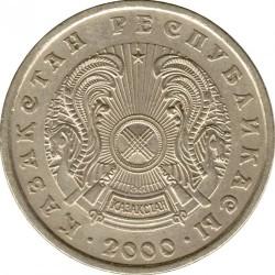 Монета > 50тенге, 2000 - Казахстан  - obverse