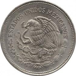 Munt > 10pesos, 1985-1990 - Mexico  - obverse