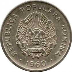 Moneta > 15bani, 1960 - Romania  - obverse