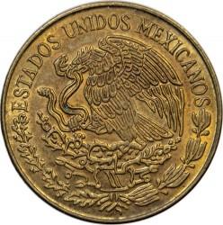 Νόμισμα > 5Σεντάβος, 1970-1976 - Μεξικό  - obverse