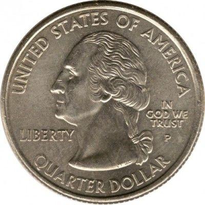 ¼ Dollar 2002 Tennessee Usa Münzen Wert Ucoinnet
