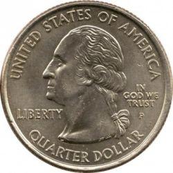 Moneda > ¼dólar, 2004 - Estados Unidos  (Estado de Florida) - obverse