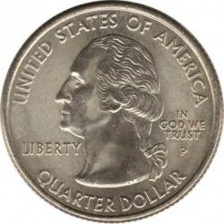 Moneda > ¼dólar, 2004 - Estados Unidos  (Estado de Texas) - obverse