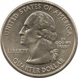 Moneda > ¼dólar, 2005 - Estados Unidos  (Estado de Minnesota) - obverse
