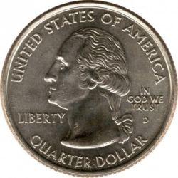 Moneda > ¼dólar, 2005 - Estados Unidos  (Estado de Oregón) - obverse