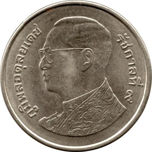 1 Baht 2009 2017 Thailand Münzen Wert Ucoinnet