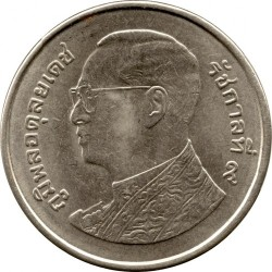 Coin > 1baht, 2009-2017 - Thailand  - obverse