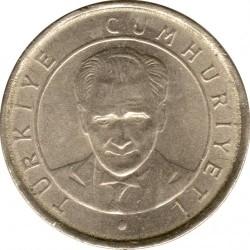 Кованица > 250.000лира, 2002-2004 - Турска  - obverse