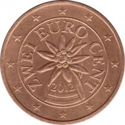 Coin > 2cents, 2002-2017 - Austria  - obverse