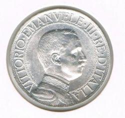Moneta > 1lira, 1908-1913 - Italija  - reverse