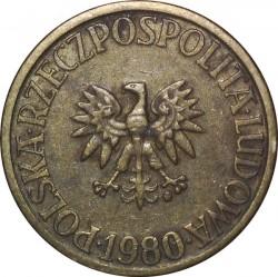 Кованица > 5злота, 1975-1985 - Пољска  - obverse