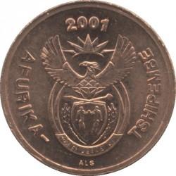 Moneta > 2centy, 2000-2001 - Afryka Południowa  - obverse