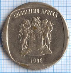 Moneta > 5randów, 1996-2000 - Afryka Południowa  - obverse
