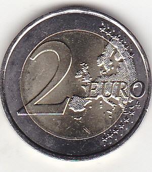 2 Euro 2013 Admission To The Un Monaco Münzen Wert Ucoinnet