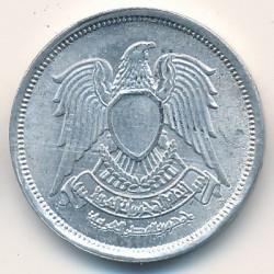 Монета > 10мілімів, 1972 - Єгипет  - obverse