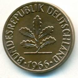 Moneta > 2fenigi, 1950-1968 - Niemcy  - obverse