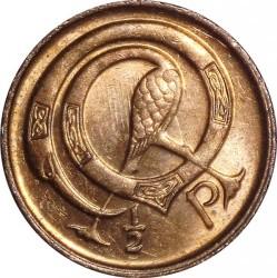 سکه > ½پنی, 1971-1986 - ایرلند  - reverse