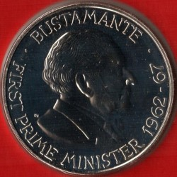Mynt > 1dollar, 1980-1982 - Jamaica  - obverse