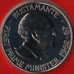 Münze > 1Dollar, 1980-1982 - Jamaika  - reverse