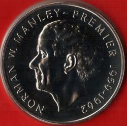 Münze > 5Dollar, 1980-1984 - Jamaika  - reverse
