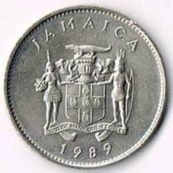 Münze > 10Cent, 1969-1989 - Jamaika  - obverse