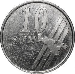 מטבע > 10סום, 2001 - אוזבקיסטן  - reverse
