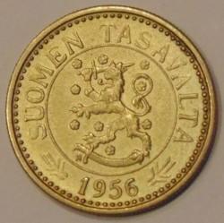 Münze > 10Mark, 1956 - Finnland  - obverse