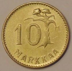 Münze > 10Mark, 1956 - Finnland  - reverse