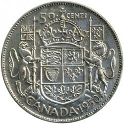 Moneta > 50centų, 1948-1952 - Kanada  - reverse