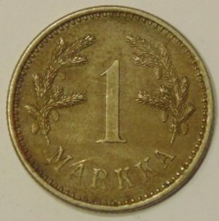 Münze > 1Mark, 1924 - Finnland  - obverse